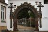 """""""Frankenberger""""  Abbey, Goslar (Rick & Bart) Tags: goslar germany deutschland niedersachsen city urban rickvink rickbart canon eos70d historic architecture unescoworldheritagesite arch gate frankenbergerkloster abbey"""