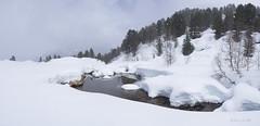 Meribel, Los Tres Valles, Francia. (verne_rdm) Tags: nieve arroyo nevado meribel montvalon troisvallees