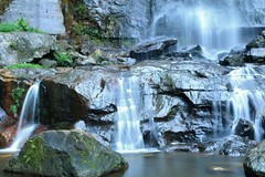 Leura Falls (nocturnal.visions) Tags: exploring nature water waterfall long exposure explore environment blue mountains australia photography pov