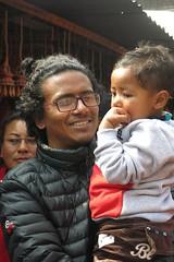 A Bhaktapur (Népal) (michele 69600) Tags: bhaktapur népal asia asie portrait deux two