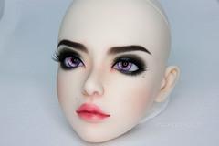 Dollmore Socheon (AnnaZu) Tags: dollmore socheon sd faceup bjd abjd balljointed annaku bjdmakeup makeup annazu commission art doll dolls