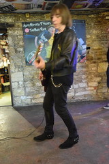 DSC_0057 (richardclarkephotos) Tags: tim bish joey luca © richard clarke photos derellas three horseshoes bradford avon wiltshire uk lone sharks guitar bass drums guitarist drummer bassist band bands live music punk