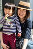 Reishi and Mum (ColinParte) Tags: tokyo portrait toddler cute mum smiles
