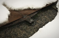 IMG_9134 (olivieri_paolo) Tags: supershots abstract snow rust metal
