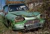 Citroën Ami 8 (Ivan van Nek) Tags: citroënami8 rebirechioulet 31 france frankreich frankrijk midipyrénées occitanie car voiture auto classiccar klassieker groen vert nikon nikond7200 d7200