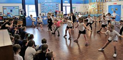 Street Dance with Mrs Zealand
