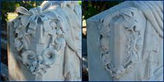 Key West (Florida) Trip 2017 0169Ri 4x6 0190-0191 (edgarandron - Busy!) Tags: florida keys floridakeys keywest cemetery cemeteries keywestcemetery