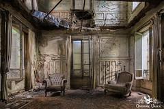 Chateau Verdure, France (ObsidianUrbex) Tags: abandoned chateau verdure europe france house mansion photography urban exploration urbex