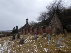 Lethendy Kirk, near Blairgowrie (luckypenguin) Tags: scotland perthshire blairgowrie lethendy kirktonoflethendy church kirk ruin