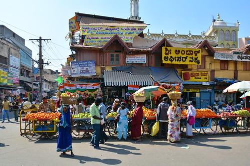India - Karnataka - Mysore - Streetlife - 260