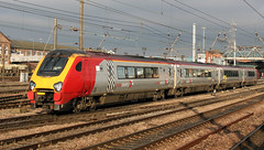 109886 220008 Doncaster Station 12.01.2008 (31417) Tags: 220008 220 demu voyager doncaster crosscountry