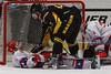2008-11-26 AIK - Huddinge SG0000 (fotograhn) Tags: ishockey hockey icehockey hockeyallsvenskan aik huddingeif sport sportsphotography mål goal stockholm sweden swe