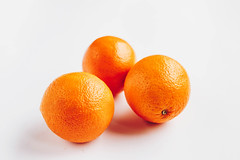 Group of three oranges on white background (wuestenigel) Tags: half natural color nature sweet abstract navel background healthy circle vegetarian macro health ripe isolated white citrus whole closeup sliced juice fruit fresh green diet tasty object leaf orange vibrant juicy cut oranges food slice slices vitamin fruits yellow tropical organic
