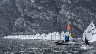 36. Optimisten Regatta Lake Grada