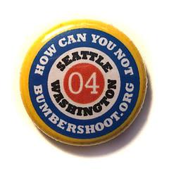 Bumbershoot Pin, 2004
