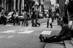 Waiting (pusadolfo) Tags: argentina artistasdeinstagram artistasig buenosaires people santelmo street
