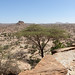 Landscape of the las geel area, Woqooyi Galbeed region, Hargeisa, Somaliland