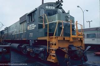 711 - NORTH VAN JAN 21, 1979