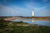 New Brighton Lighthouse [explore 09 04 2018] (urfnick) Tags: canon eos 1300d reflections sand rocks seaweed lighthouse tamron beach blue sun clouds merseyside s