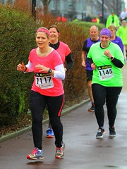 FNK_6660 (Graham Ó Síodhacháin) Tags: sportingeventsuk chathammaritime10k race run runners running athletics chatham stmarysisland medway 2018