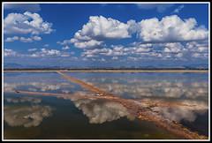Paseando por Alicante (edomingo) Tags: edomingo nikond90 nikkor1685 alicante salinas santapola reflejos