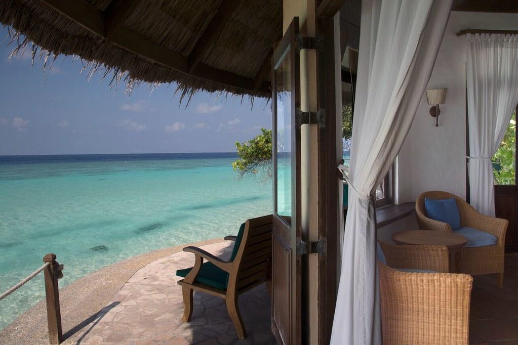 Ocean Front Villa Exterior