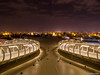 Metropol Parasol at night (✦ Erdinc Ulas Photography ✦) Tags: sevilla metropol parasol spain spanish landscape night focus españa building architecture light panasonic seville wood symetric travel clouds roof stairway stairs city view modern