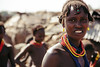 keep smiling (rick.onorato) Tags: africa ethiopia omo valley tribes tribal dassanech girl smile