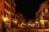 Rheinfelden (Switzerland) (christian.rey) Tags: rheinfelden ag switzerland schweiz argau argovie suisse swiss nigth capture nuit nacht rue strasse sony alpha a7r2 a7rii 24105 marktgasse