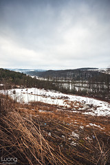Rest station in New York (luongphoto) Tags: luongphotography luongphoto newyork reststation views mountain 1635mm nikon landscape nature winter
