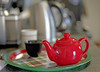 Teapot (Fiddling Bob) Tags: teapot film mediumformat pentax645 manualfocus tray cup