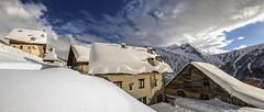 Silent village (rinogas) Tags: winter snow bessehaut sestriere piemonte italy rinogas