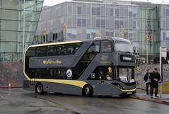 Blackpool Palladium (Hesterjenna Photography) Tags: sn67wzm blackpool palladium transport alexander dennis enviro400 enviro decker seaside rail replacement