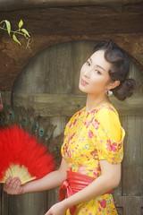 RIC05610 (rickytanghkg) Tags: hongkong minolta minolta70210mm sony a7ii sonya7ii young woman pretty lady beautiful girl beauty female model actress tvb outdoor portrait chinese asian