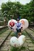 橫山合興車站.Betty 到此一遊 (nk@flickr) Tags: friend taiwan cycling 新竹 hsinchu 20180318 台湾 betty 橫山 hengshan 台灣 canonefm22mmf2stm