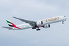 Emirates B77W (ferenckobli) Tags: boeing 777 airplane aircraft airliner airport spotting spotter lhbp