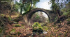 Paparizaina (kzappaster) Tags: olympus e3 zd zuiko 1122mm 43 ft panorama bridge stonebridge paparizaina larissa thessaly greece hdr kokkinonero