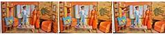 Ms Kenton visits (ModBarbieLover) Tags: titian swirl fashion queen doll barbie 1964 dream house sew free mattel vintage
