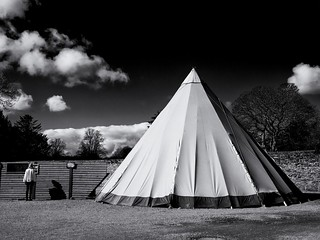 A Game of Wigwams