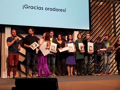 Ignite Madrid, 6th edition (tripu) Tags: spain madrid venue event 2018 february ignite ignitemadrid talk evening lightning auditorium campusmadrid audience speaker tripu