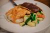 Ribeye steak lunch @ a HK style restaurant (jizzy32) Tags: canon 22mm f2 m