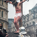'The Passion of Jesus' in Trafalgar Square on Good Friday