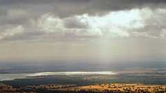 Hazy Day over the Plains, from Boroka Lookout, Grampians, Victoria (Red Nomad OZ) Tags: grampians borokalookout victoria australia grampiansnationalpark