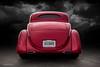 35 Ford Coupe (DL_) Tags: vintageclassicredfordcoupehotrod streetrod automotive transportation olympusomdem5mkii