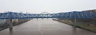 Metro Bridge - River Tyne