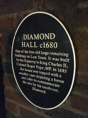 Diamond Hall c1680