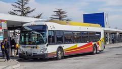 MTA Maryland 2017 New Flyer Xcelsior XD40 #17042 (MW Transit Photos) Tags: mta maryland 2017 new flyer xcelsior xd40