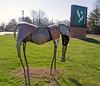 Horse Art_13 (MO FunGuy) Tags: horse art metalsculpture missouri