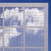 Quart-Temps (ANOZER Photograffist) Tags: paris france ladefense architecture archi arche grandearche graphic sky building windows reflection puteaux clouds nuages cubes cube square anozer anozercreation photography photo
