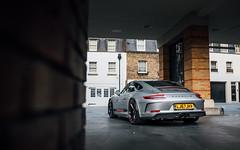 Touring. (Alex Penfold) Tags: porsche gt3 touring supercars supercar super car cars autos alex penfold 2018 edp silver gt